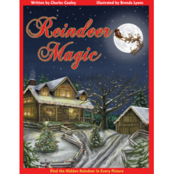 Reindeer Magic Storybook